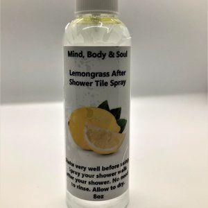 Lemongrass After Shower Tile Spray 8 oz